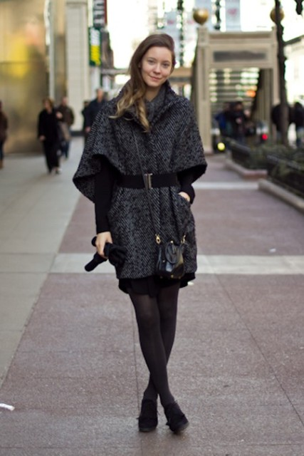 Super Stylish Belted Coats For Fall And Winter