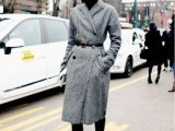 16 Super Stylish Belted Coats For Fall And Winter5