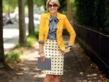 16 Ways To Wear Polka Dot Clothing At Office