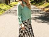 16 Ways To Wear Polka Dot Clothing At Office11
