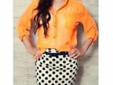 16 Ways To Wear Polka Dot Clothing At Office16