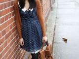 16 Ways To Wear Polka Dot Clothing At Office7
