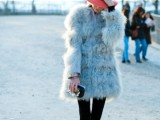 17 Colored Fur Coats For Fall And Winter12