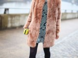 17 Colored Fur Coats For Fall And Winter15