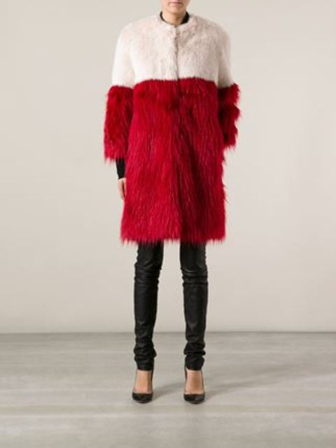 Picture Of Colored Fur Coats For Fall And Winter 17