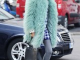 17 Colored Fur Coats For Fall And Winter6