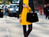 17 Perfect Office Looks In Lemon Shades10