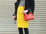 17 Perfect Office Looks In Lemon Shades15