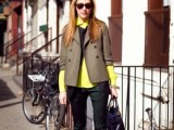 17 Perfect Office Looks In Lemon Shades2