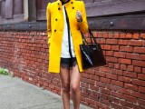 17 Perfect Office Looks In Lemon Shades6