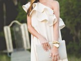 17 Sexy One Shoulder Dresses For This Summer13