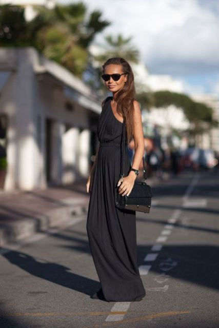 Sexy One Shoulder Dresses For This Summer