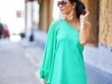 17 Sexy One Shoulder Dresses For This Summer9