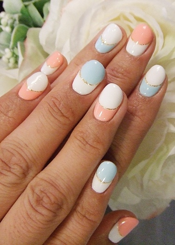 Picture Of back to school nail art ideas to cheer you up 11