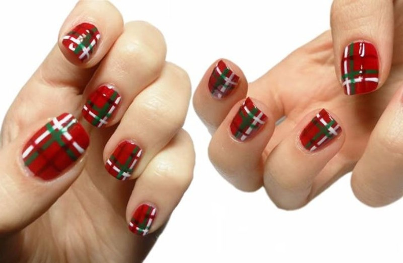 Picture Of back to school nail art ideas to cheer you up  13