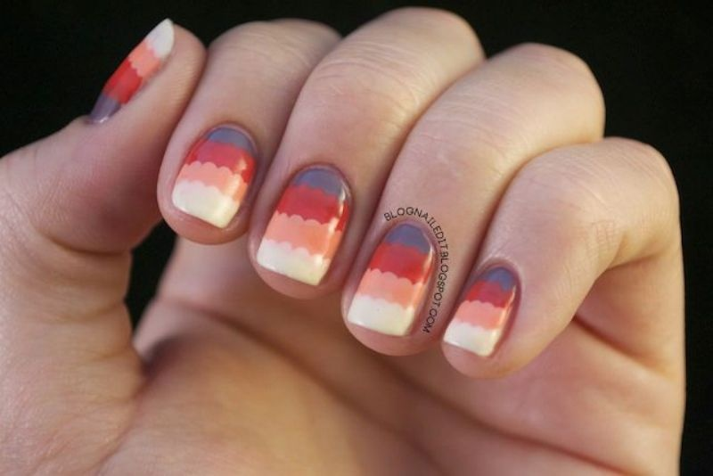 Picture Of back to school nail art ideas to cheer you up  15