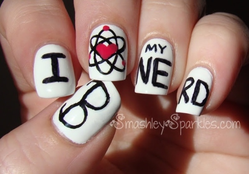 Picture Of Back To School Nail Art Ideas To Cheer You Up 2