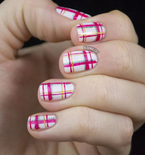 Picture Of back to school nail art ideas to cheer you up  5
