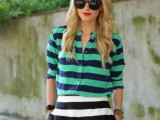 17-cool-ways-to-rock-stripes-on-stripes-trend-now-12