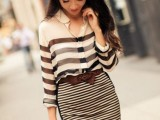 17-cool-ways-to-rock-stripes-on-stripes-trend-now-4
