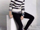 17-cool-ways-to-rock-stripes-on-stripes-trend-now-7