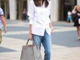 17-crisp-shirt-and-boyfriends-jeans-combo-ideas-1