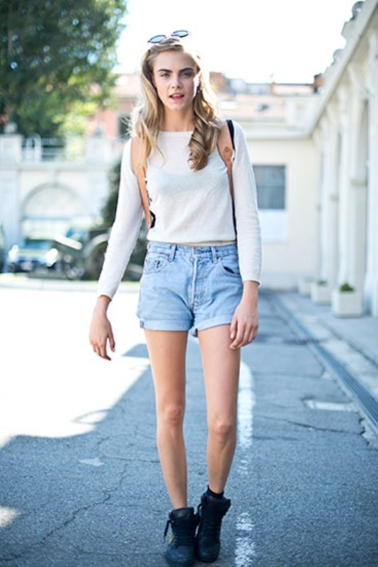 Picture Of perfect sporty style looks to recreate  14