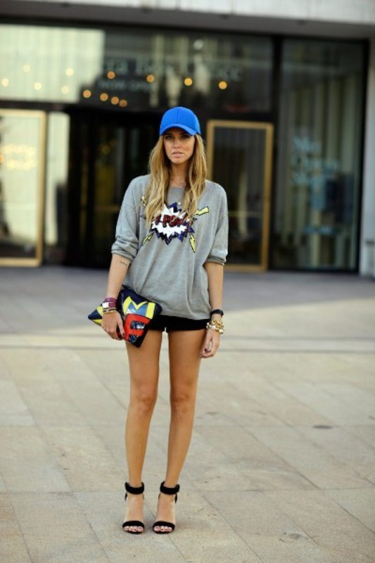 Picture Of perfect sporty style looks to recreate  4