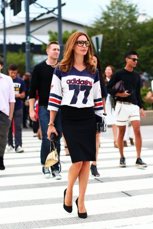 Picture Of perfect sporty style looks to recreate  7
