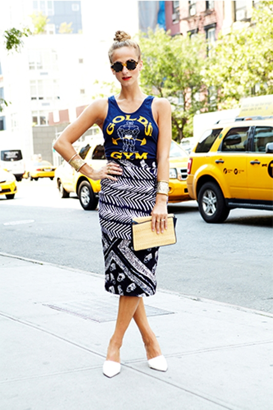 Picture Of perfect sporty style looks to recreate  8