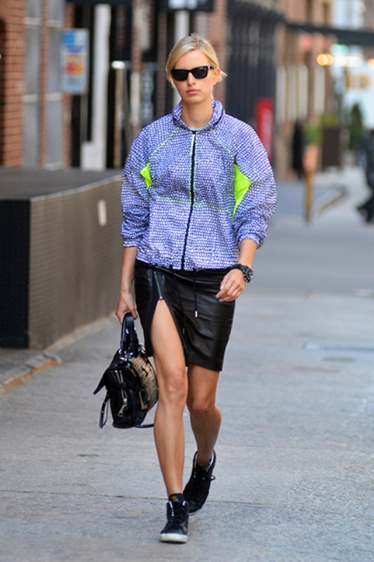 Picture Of perfect sporty style looks to recreate  9