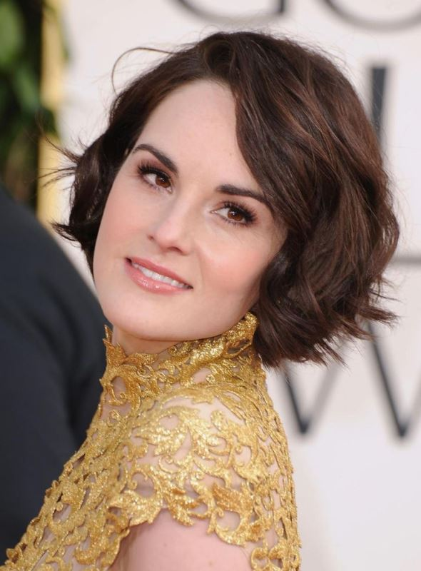 Picture Of trendiest chin length hairstyles to try  17