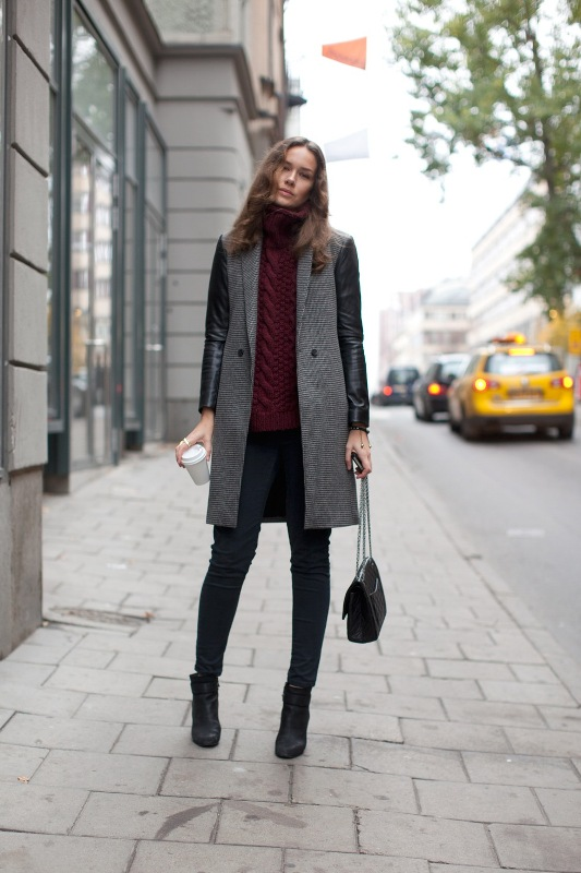 Picture Of ways to make turtleneck look stylish  5