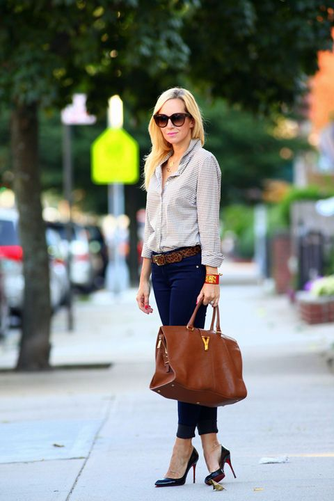 Best Work Outfits With Jeans