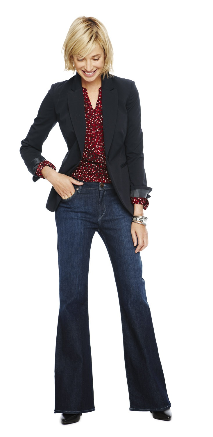 Picture Of Best Work Outfits With Jeans 10