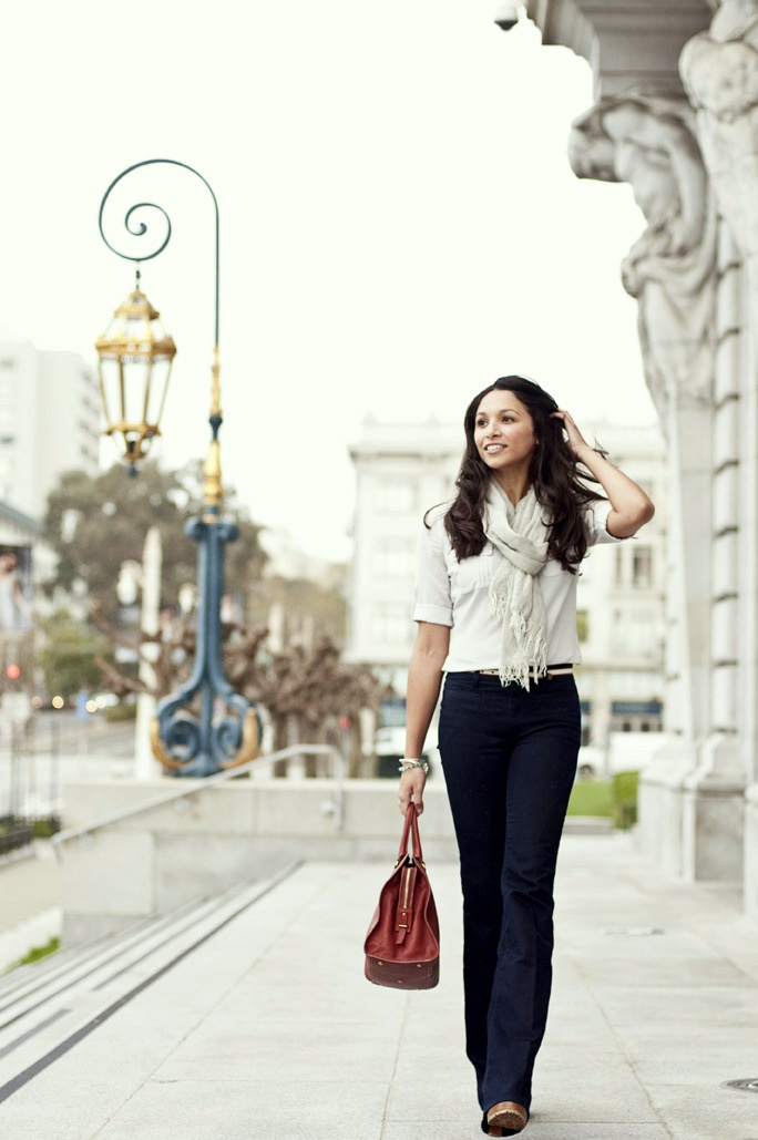 Picture Of Best Work Outfits With Jeans 11