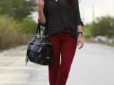 18 Best Work Outfits With Jeans12
