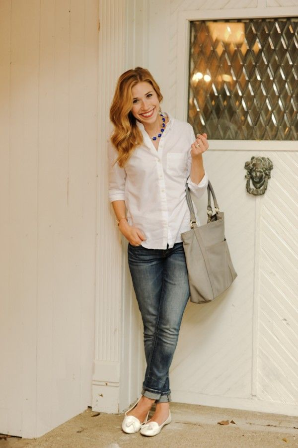 Picture Of Best Work Outfits With Jeans 13