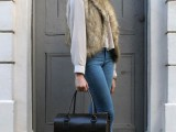 18 Best Work Outfits With Jeans15