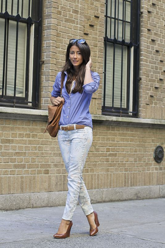 Picture Of Best Work Outfits With Jeans 17