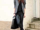 18 Best Work Outfits With Jeans8