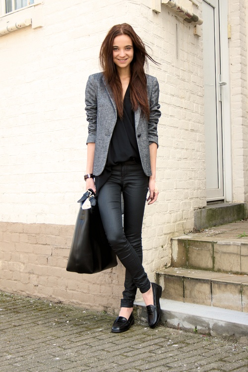 Best Women Work Outfits With Jeans