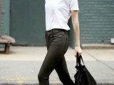 18 Best Work Outfits With Jeans9