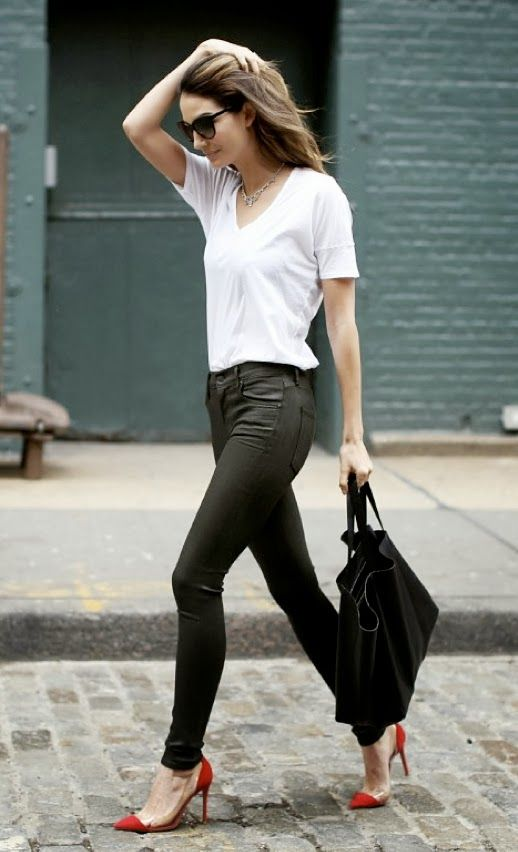 18 Best Work Outfits With Jeans9 Styleoholic