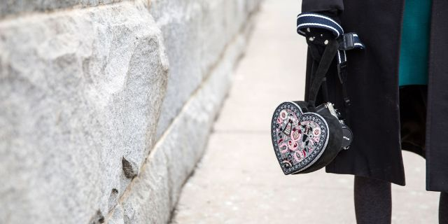 Picture Of Creative Bags From Fashion Week 12