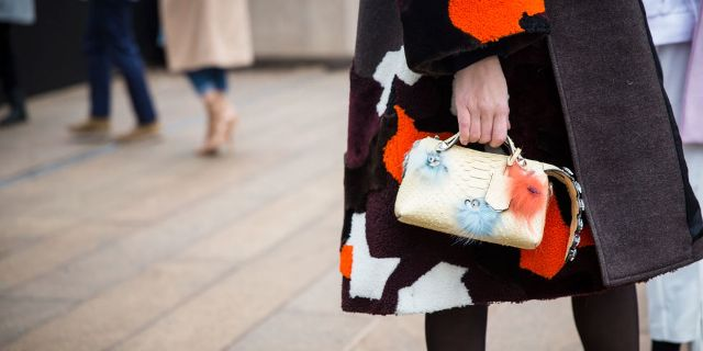 Picture Of Creative Bags From Fashion Week 16