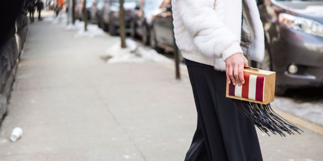Picture Of Creative Bags From Fashion Week 9