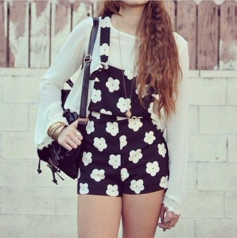 Picture Of Cute And Amazing Overalls For This Summer 3