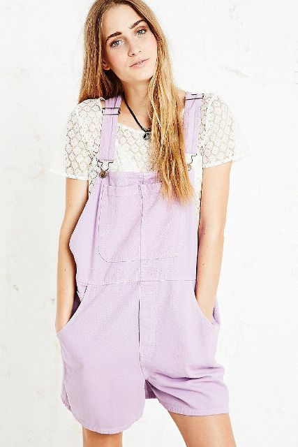 Picture Of Cute And Amazing Overalls For This Summer 8