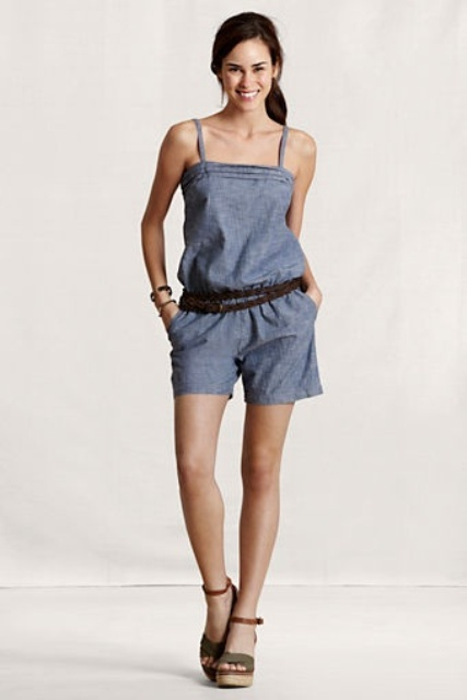 Picture Of Cute And Amazing Overalls For This Summer 9